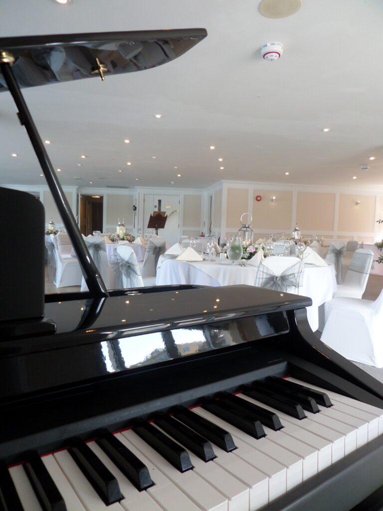 Wedding at the Captains Club, Christchurch