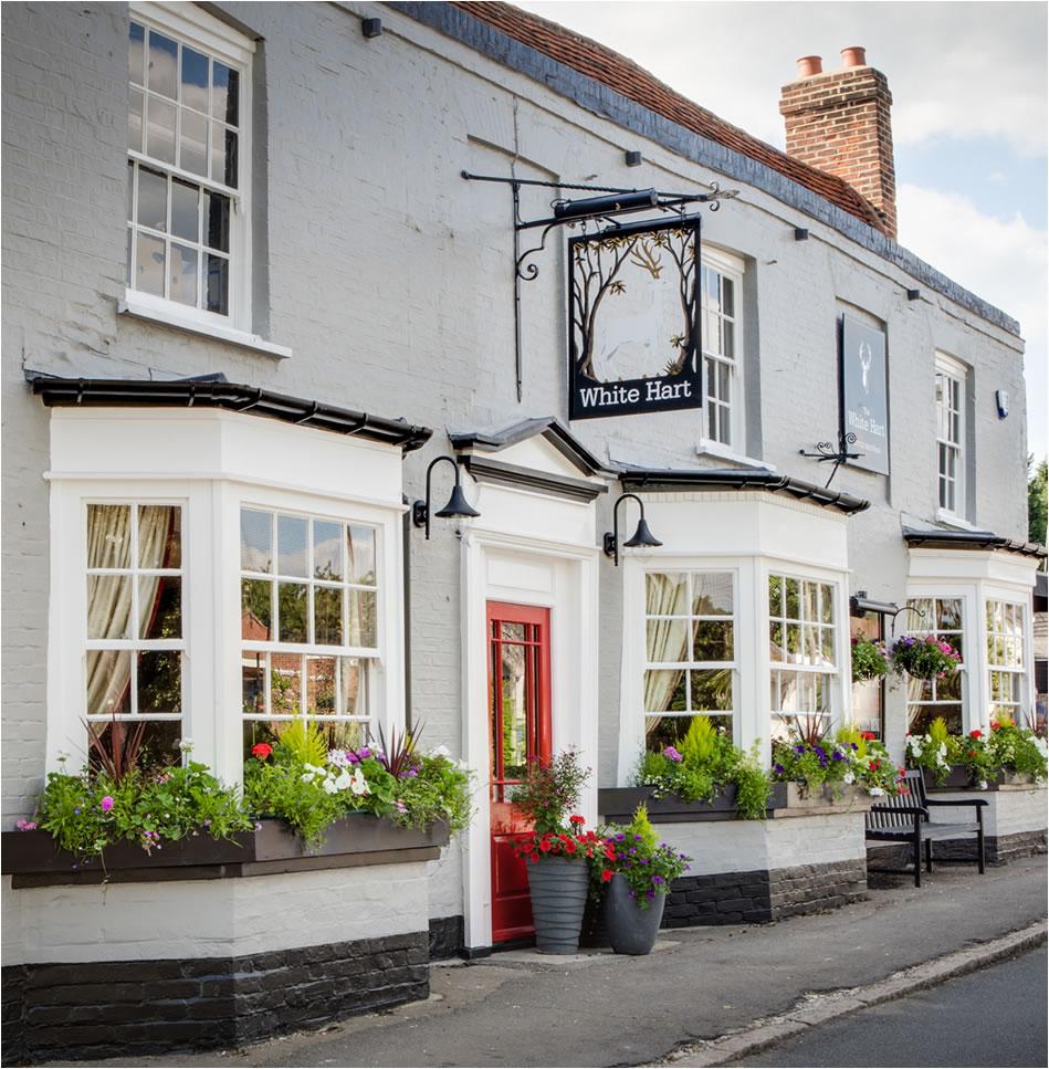 The White Hart, Little Waltham, Essex