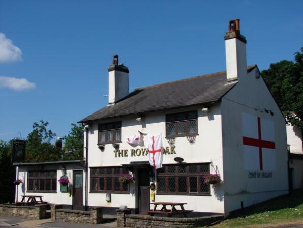 The Royal Oak, Tonbridge
